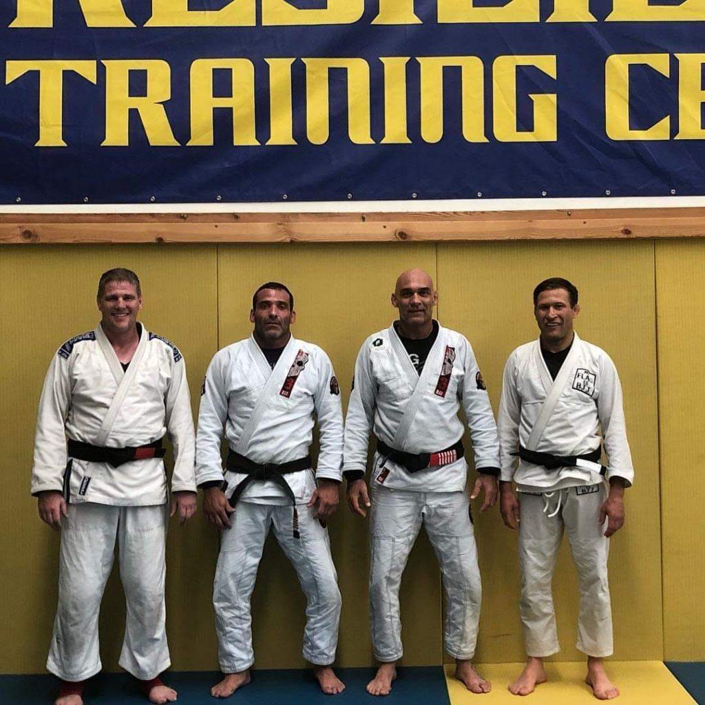 Brazilian Jiu Jitsu - BJJ   Resilience Training Centre
